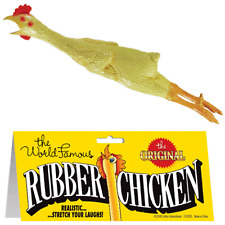 Rubber Chicken - World Famous Rubber Chicken Gag