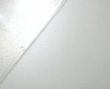 4 Sheets (FOUR) Very Light Grey Formica Formica / Laminate matt 0.8mm thick