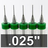 "50 Solid Carbide Drill Bits #87   .010/""   0.25mm"