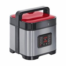 Electric Steam Pressure Cooker with Digital Control and 5 in 1 Function