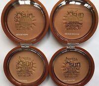 Rimmel Sun Shimmer Bronzing Compact - Matte or Shimmer - Medium or Light