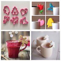 Natale Formine Biscotti Tea Cup Cookies Biscotti Da Tazza Te The Cookie Cutter
