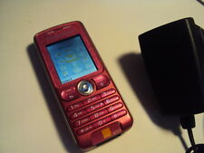 EASY PENSIONER KIDS CHEAP SENIOR  DISABLE SONY ERICSSON W200I ON ORANGE+CHARGER