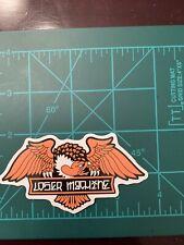 Loser Machine 3� Vinyl Skate Skateboard Sticker Laptop Cell Phone Decal A