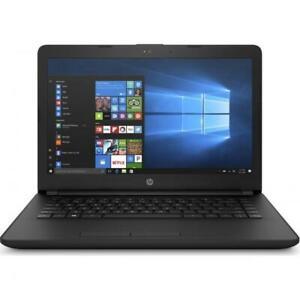 """HP 15-BS506NA 15.6"""" Intel Pentium N3710 4GB RAM 1TB HDD Full HD Laptop Black"""