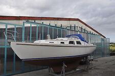 Yacht Segelboot Fellowship 28 De Kloet 8,6x2,65m Tiefgang 1,1m Bodenseezulassung