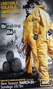 GIANCARLO ESPOSITO RJ MITTE BREAKING BAD SIGNED AUTOGRAPHED 11X17 MOVIE POSTER K