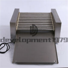 2.06KW 220V Commercial 11 Roller Hot Dog Grill Cooker Machine