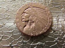 US Gold Coin $5 Indian 1912