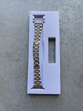 Silver and Gold Watch Band 42mm/44mm