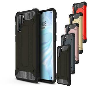 For Huawei P30 P30 PRO Y6 19 Ultra thin Slim Hard Case 2pc Full Protective Cover