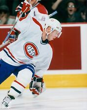 Saku Koivu Montreal Canadiens Licensed Unsigned Glossy 8x10 Photo NHL