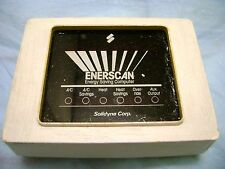 ENERSCAN ENERGY SAVING COMPUTER EN-4 (previously used with SOLAR system)
