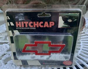 "CHEVROLET CHEVY LOGO Hitch Cover Plug Cap 2"" Stockdale"