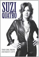 Suzi Quatro The Girl From Detroit City - 4cd Set. With Promo Info Sheet