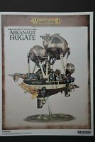 Warhammer AoS Kharadron Overlords Frigate -NoS-