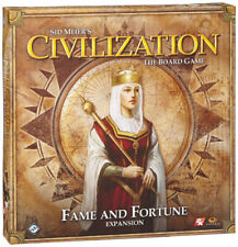 Civilization Fame and Fortune Board game expansion ( Sid Meiers ) - (New)