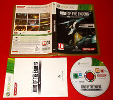 ZONE OF THE ENDERS HD COLLECTION XBOX 360 Versione Italiana ○ COMPLETO - FG