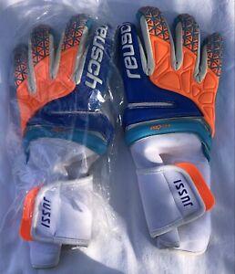 Reusch Prisma Pro AX2 Evolution Negative Goalkeeper Gloves Size 8.5