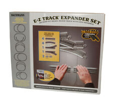 Bachmann 44594 EZ Track Nickel Silver Layout Expander Set (12) HO Scale
