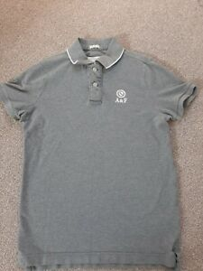 Mens Abercrombie and Fitch polo shirt SzM(muscle)
