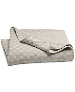 Hotel Collection FULL/QUEEN Coverlet Diamond Embroidered L93041