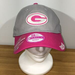 New Era 9forty Pink Grey Ball Cap