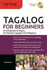 Tagalog for Beginners: An Introduction to Filipino, the National Language of the