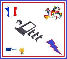 Kit tiroir carte sim plateau port carte IPHONE 8 PLUS + NOIR