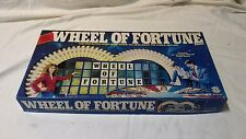 Wheel of Fortune Board Game 1985