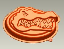 Florida Gators Cake Pan Gator head design, tailgating, view parties, great gift