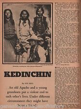 Kedinchin-Cloudcroft & Mescalero Reservation wBig Mouth,Blazer,Carroll,Crookneck