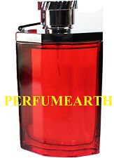 DUNHILL DESIRE RED UNBOX 3.3 / 3.4 OZ EDT SPRAY FOR MEN BY DUNHILL