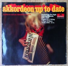 Fred Hector et son accordéon-compagnie accordéon up to date LP/GER