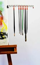 Brush Hanger Holder Perfect Gift for Artist, New patent,4 oils, watercolors
