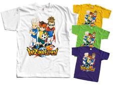 Inazuma Eleven T Shirt KIDS + MENS Mark Evans football all sizes 100% cotton v1