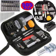 Link Pins Screwdriver Repair Kit Tools 505x Watchmaker Watch Band Spring Strap