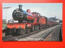 PHOTO  MIDLAND RAILWAY 4P 4-4-0 LOCO NO 1000