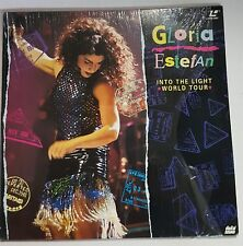 Gloria Estefan Into The Light - World Tour Laserdisc video