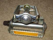 "NOS XL Union  "" rat trap reflector 9/16"" pedals bicycle bike parts schwinn"