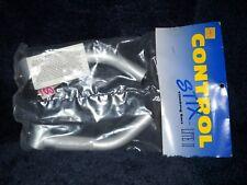 NOS Control Stix Climbing Bars Lite II- 180 Grams-Silver Anodized Finish