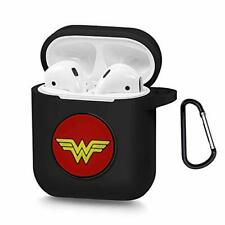 Airpods Case,3D Super Hero Silicone Airpods Charging Dock Cover,Shockproof Full