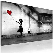 STREET ART BANKSY GRAFFITI Wandbilder xxl Bilder Vlies Leinwand 020115-26
