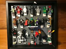 Lego Halloween Minifigure Display:  Monster Hunters, CMF's, and more!