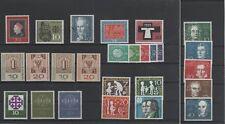 Germany Bund BRD Jahrgang yearset 1959 postfrisch ** MNH komplett complete