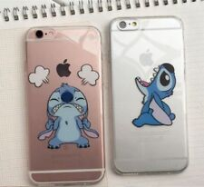 Unbranded/Generic Stitch Transparent Mobile Phone Cases, Covers & Skins