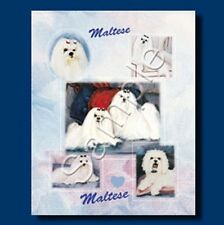 MALTESE Gift Bag-small-By Best Friends by Ruth