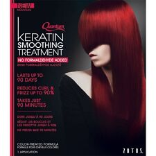 Quantum Keratin Smoothing Treatment for Color Treated Hair from Zotos