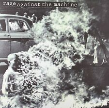 RAGE AGAINST THE MACHINE Rage Against The Machine LP Vinyl NEW 2015