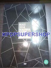 BEAST 2014 Beautiful Show in Seoul 2 DVD Set Photobook B2ST Rare Out of Print